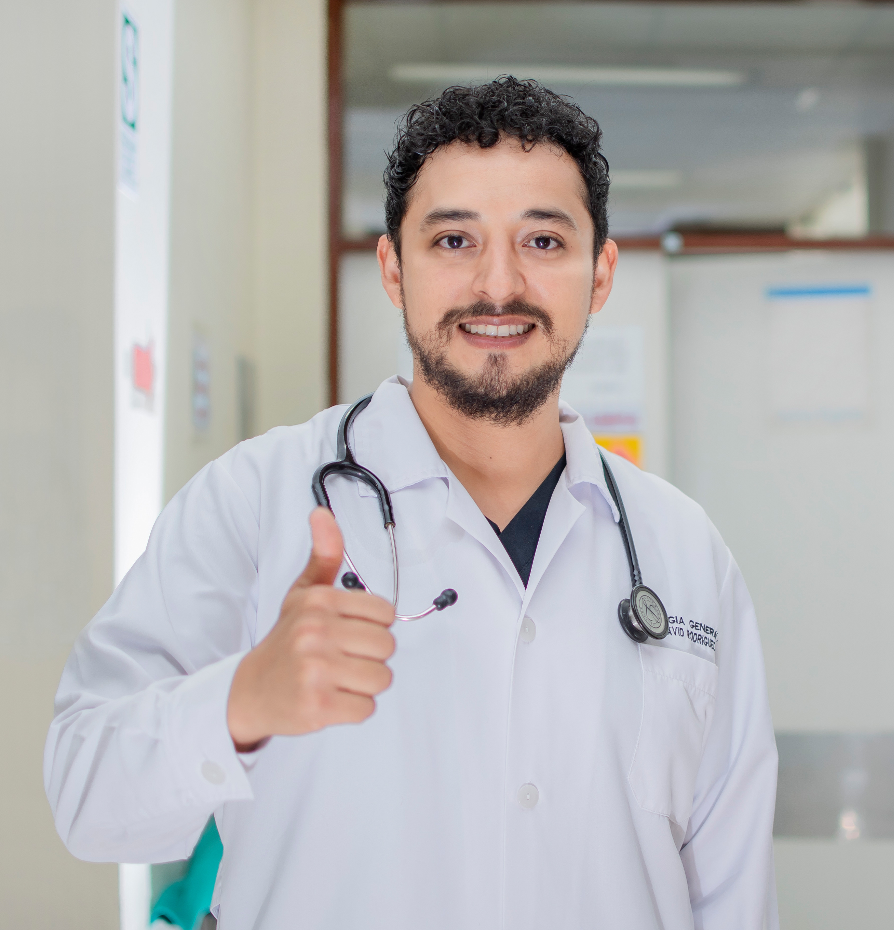 Dr. David Rodríguez Pasco