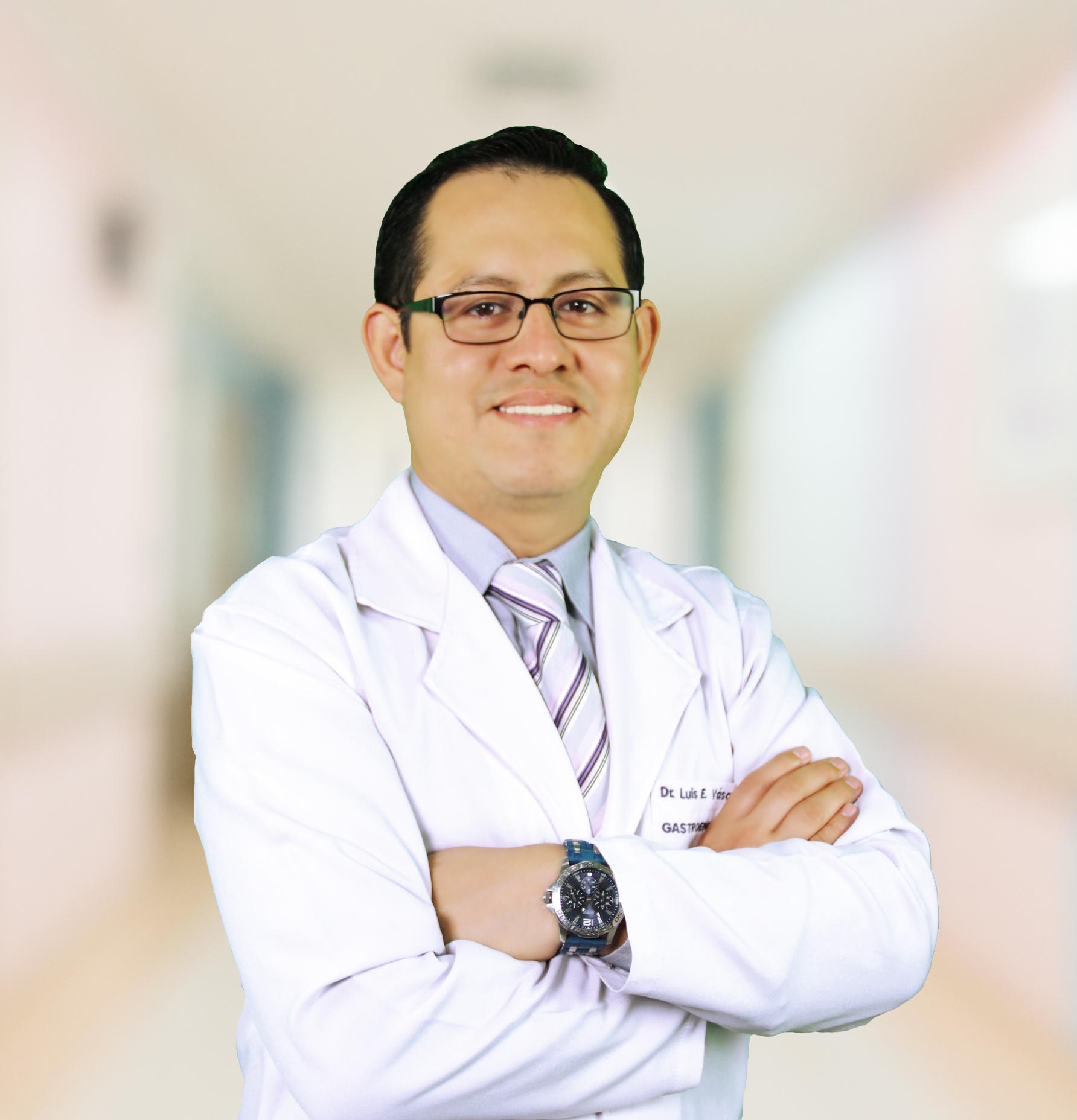 Dr. Luis Vásquez Elera