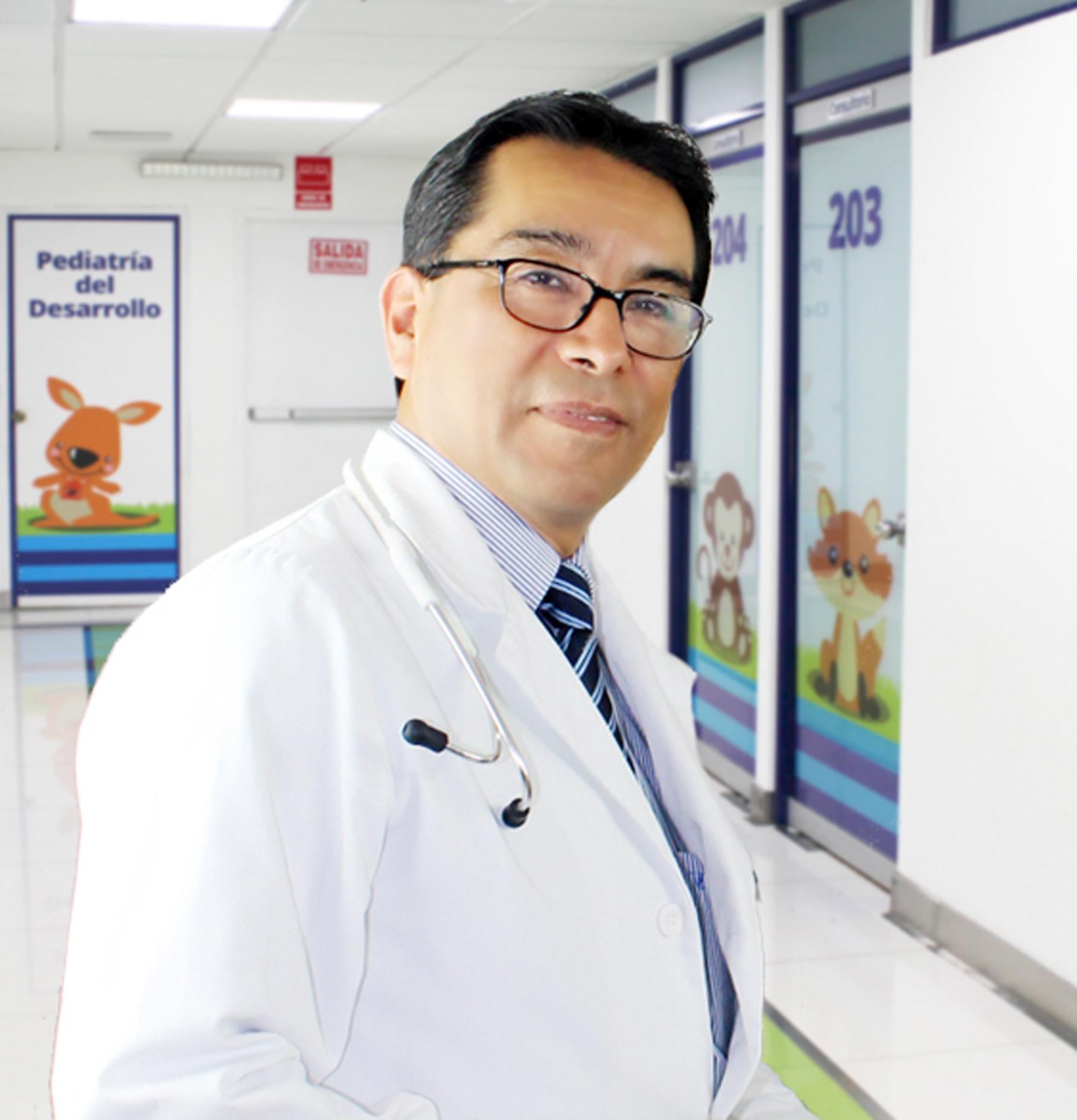 Dr. Oscar Espinoza Robles