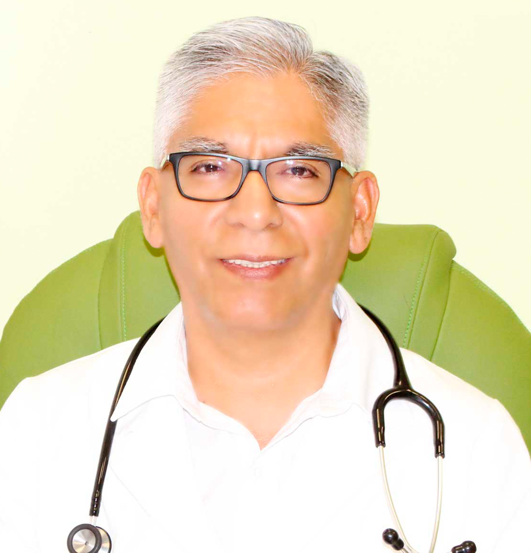 Dr. Ricardo Olea Zapata